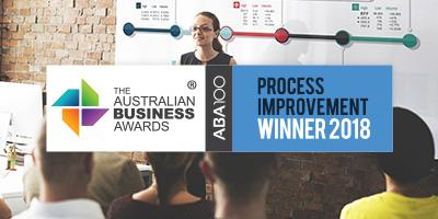 Process Improvement Awards 2018