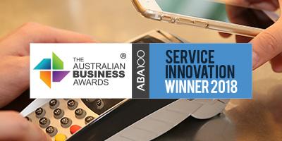 Service Innovation Awards 2018