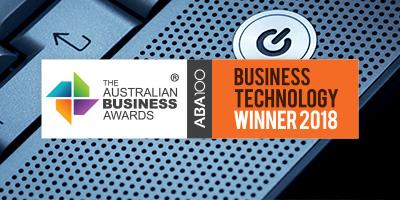Business Technology Awards 2018
