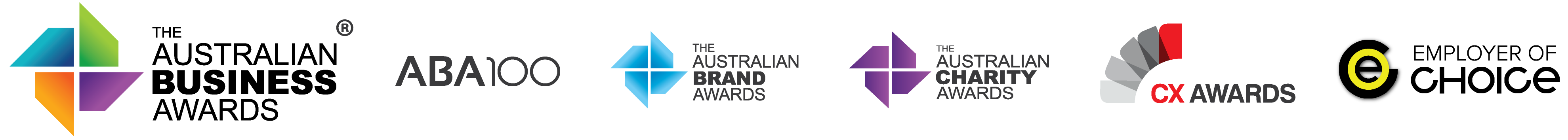 The Australian Business Awards >> 2020-2021 Winners Logo