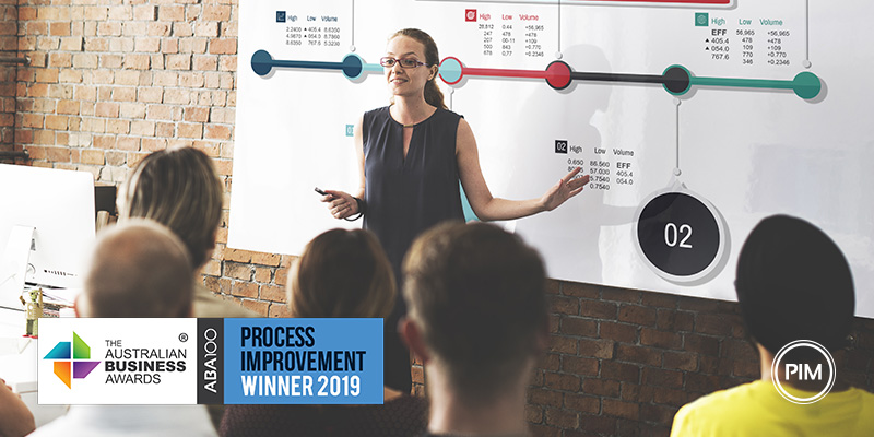 Process Improvement Awards