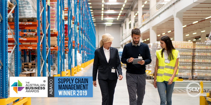 Supply Chain Management Awards