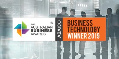 Business Technology Awards 2019