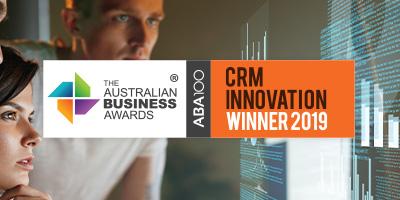 CRM Innovation Awards 2019
