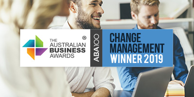 Change Management Awards 2019