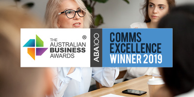 Comms Excellence Awards 2019