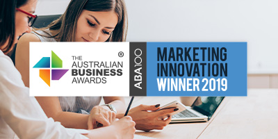 Marketing Innovation Awards 2019
