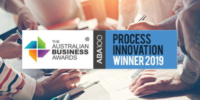 Process Innovation Awards 2019