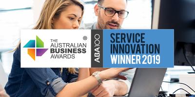 Service Innovation Awards 2019