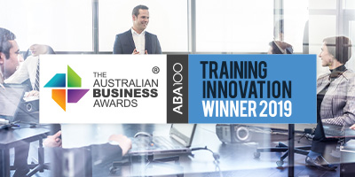 Training Innovation Awards 2019