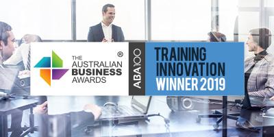 Training Innovation Awards 2019