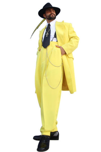 Mellow Yellow Zoot Suit