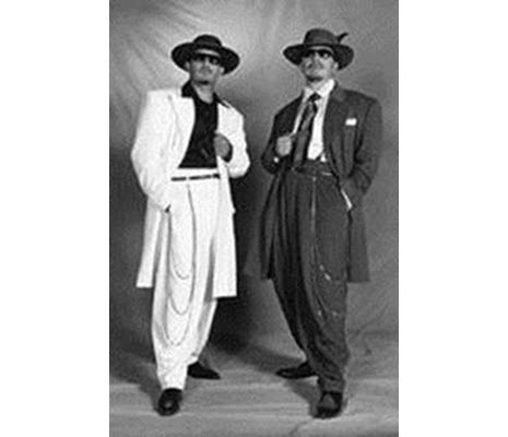 The Zoot Suits, 1940s