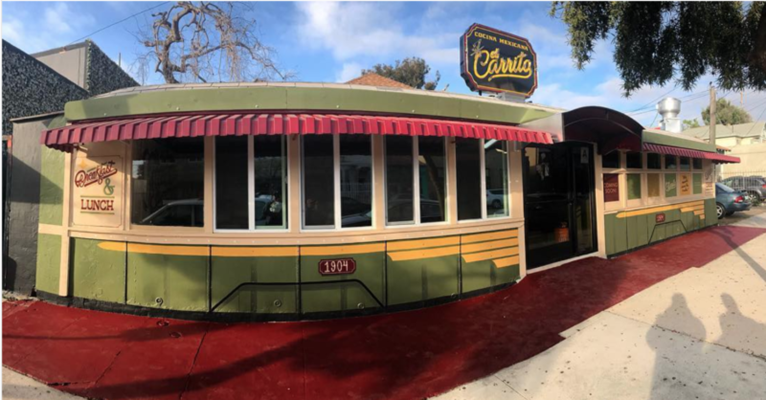 Culture Report: Barrio Logan's Trolley Car Restaurant Ready to Roll Again