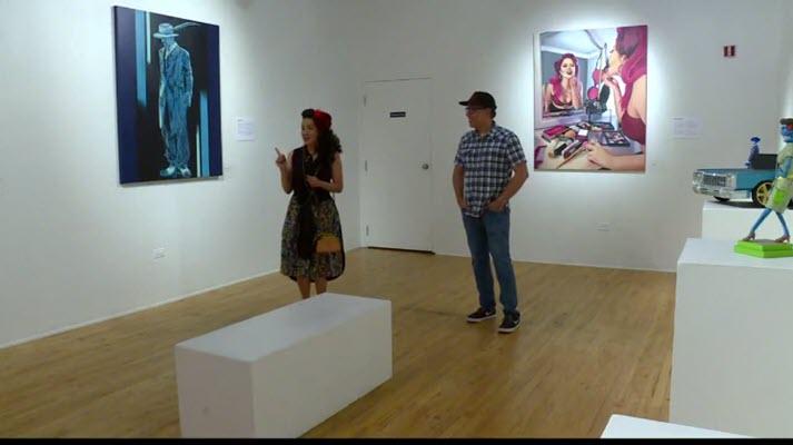 Museo de las Americas exhibit honors Pachuco culture