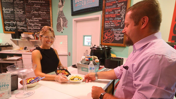 Breezy Burrito Co. to open its first stand-alone restaurant-bar on Elmwood, New York