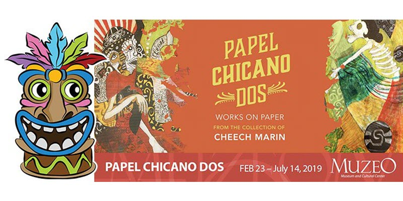 Cheech Marin's private collection of Chicano Art returns to Muzeo Museum and Cultural Center with new exhibition