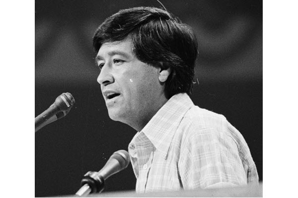 The significance of Cesar E. Chavez