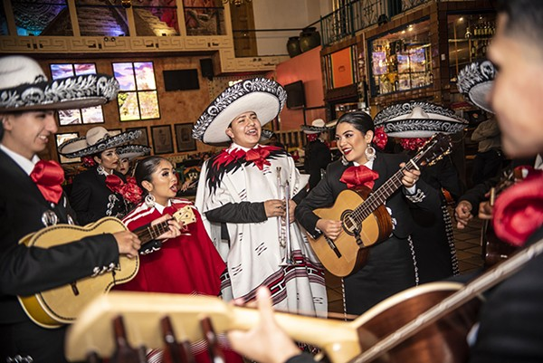 Fifth annual Chicago Mariachi Festival brings passion for mariachi at Millenium Park