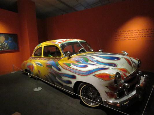 Muzeo Exhibit Showcases Diverse Array of Chicano Art