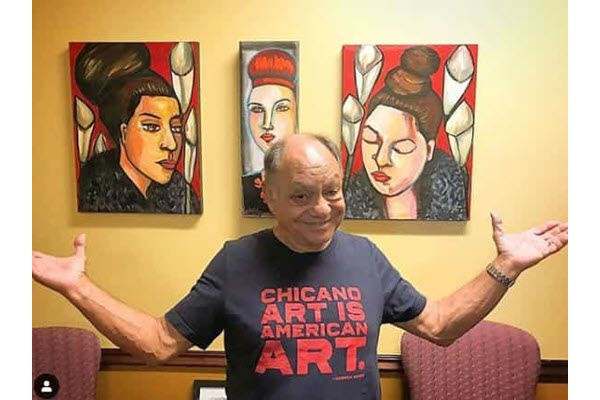 Cheech Marin Is Saving Chicano Art With An Exciting Art Exhibit
