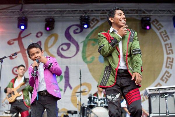 Fiesta Del Sol Kicks Off 4-Day Celebration Of Latino Culture Thursday In Pilsen