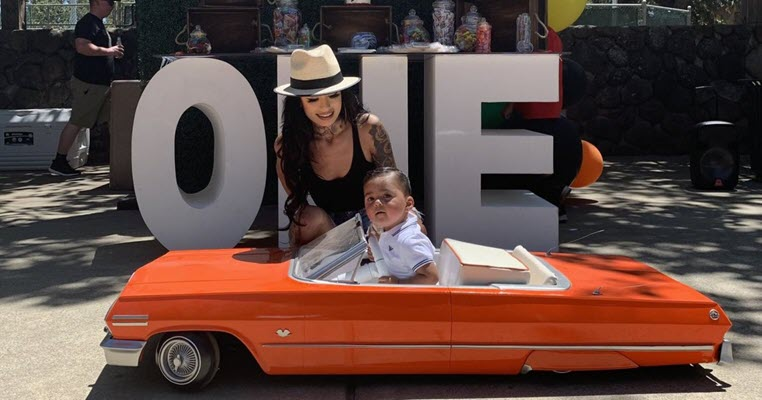 This 1-Year-Old Had a Lowrider-Themed Birthday Party
