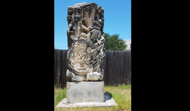 To save a sculpture, parks department gives Chicano artist an ultimatum