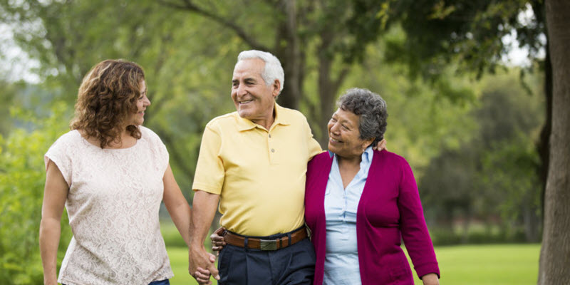 Providing Care for Latino Caregivers in Los Angeles
