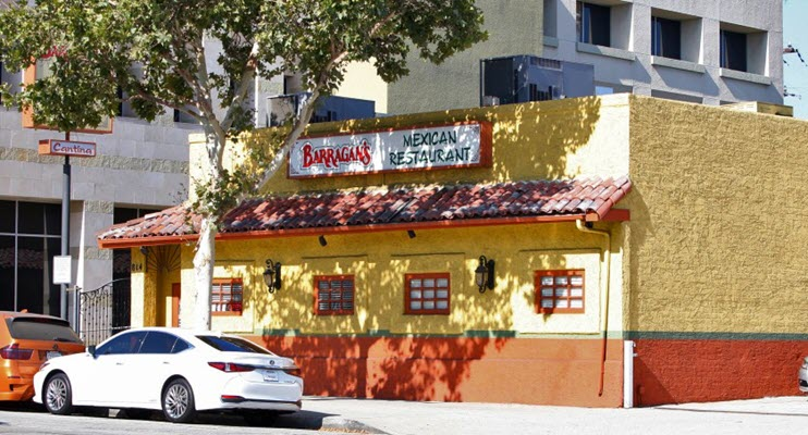 Mexican eatery Barragan's to shutter Glendale location after 38 years