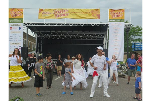 Fiesta Latina provides Minnesota's Latino community a welcome opportunity to come together