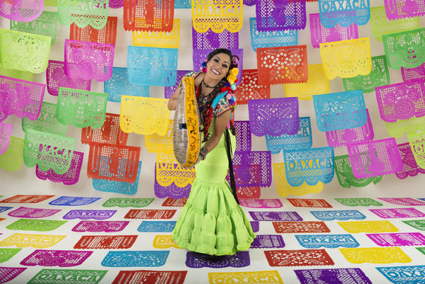 Mexican Folk-Fusion Artist Lila Downs On The Soundscape Of Home