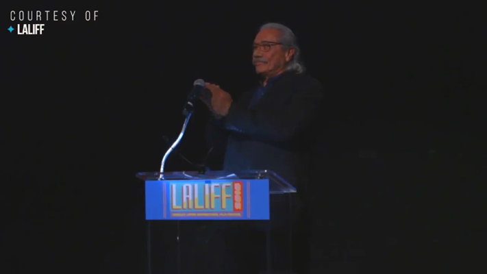 Edward James Olmos on strengthening Latino culture in film
