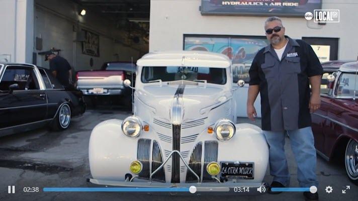 At Chicago's last lowrider mechanic shop, community built around Damage Chicago car club