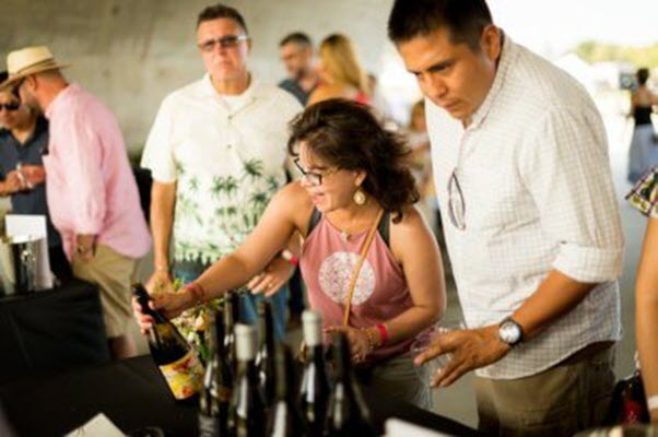 Mexican-American Vintners harvest party