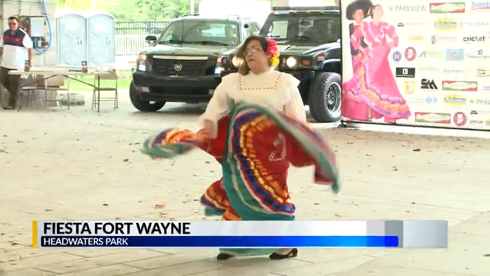 It's fiesta time! Fort Wayne celebrates Latino culture