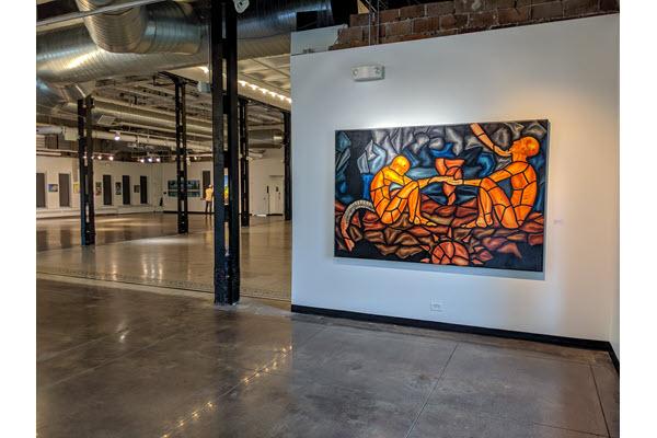 Murals in the McNichols Building Celebrate Denver's Chicano/a Culture