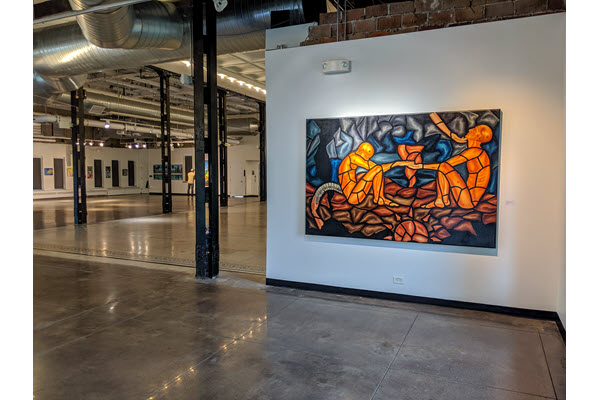 Murals in the McNichols Building Celebrate Denver's Chicano/a Culture