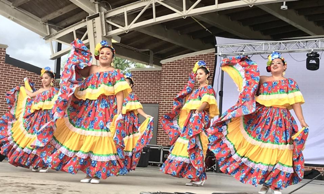 Community explores Hispanic culture at festival in Evans