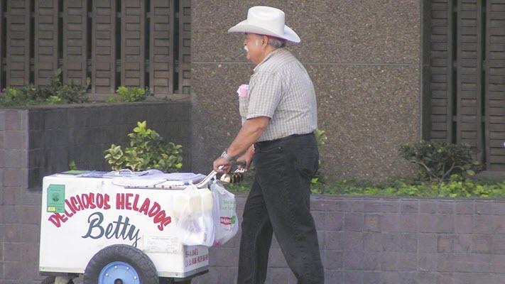 Surviving The Sidewalk: Latino Street Vendors in Los Angeles