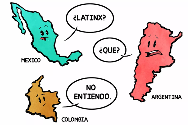 Latinx is growing in popularity. I made a comic to help you understand why