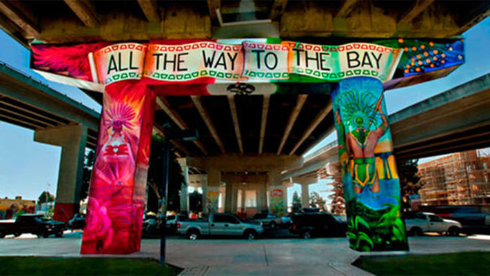 Congressman Juan Vargas Pushes Bill to Include Chicano Park in National Park System