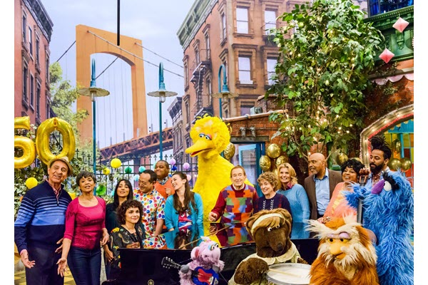 'L' is for Latino: Sesame Street's 50 years of positive Latino characters