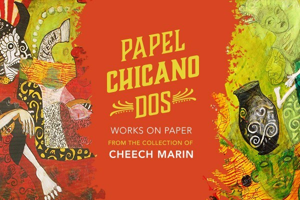 Works On Paper – The Collection Of Cheech Marin