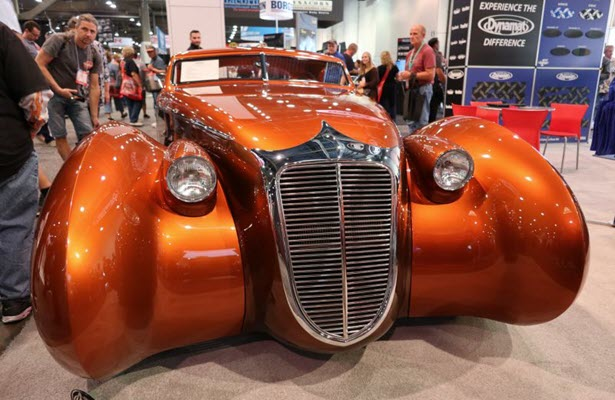 The great and not-so-great cars of SEMA 2019