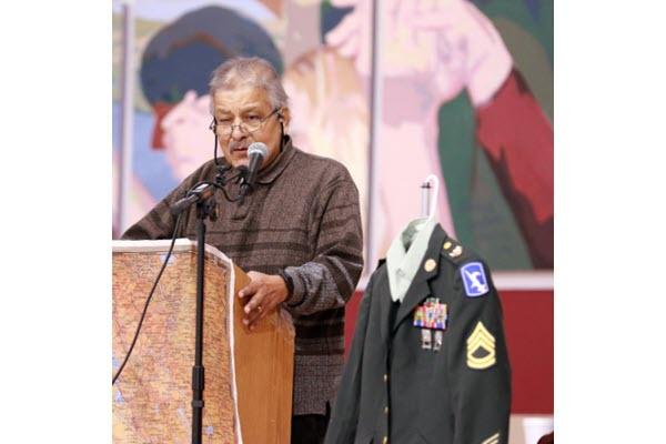 Chicano Mexican-American military service memorial unveiled in Scottsbluff, Nebraska