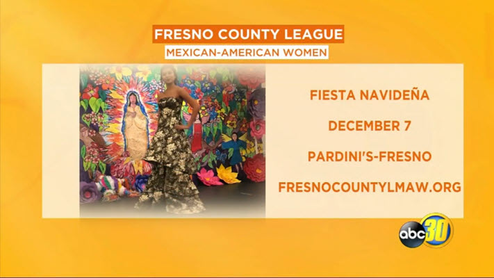 Fiesta Navideña Has Fashion, Mariachis and Cultural Displays