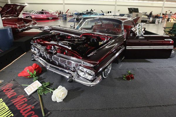 Tejano Super Car Show hits 48 this year