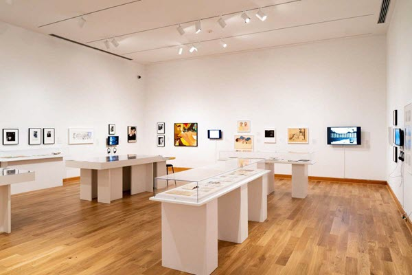 Los Angeles art sub-culture speaks loud at Williams College exhibit