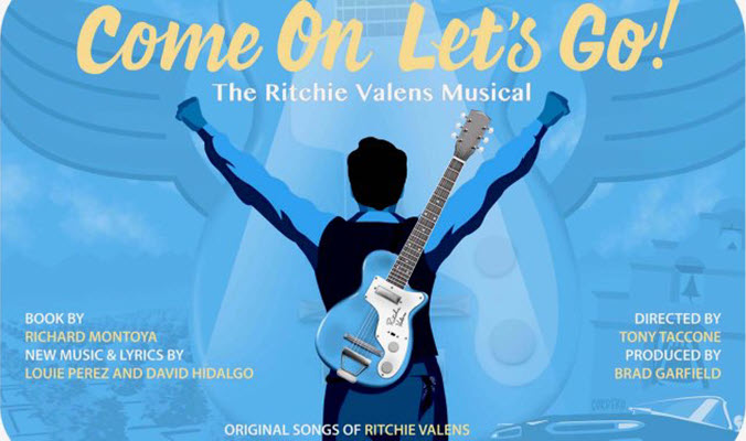 Come On, Let's Go: The Ritchie Valens Musical to be Developed in Southern California